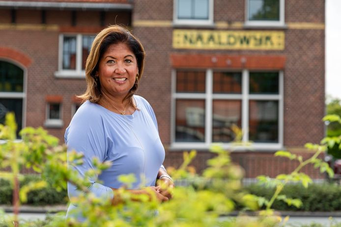 Shirley Schelkers, de voorzitter van MKB Westland.
