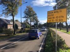 Leeuwstraat Volkel aangepakt in strijd tegen hardrijders, extra controles