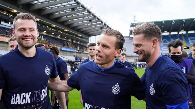 Goed onderhandeld van Mignolet en Vormer: titelpremie voor Club-spelers een pak meer dan vorig seizoen