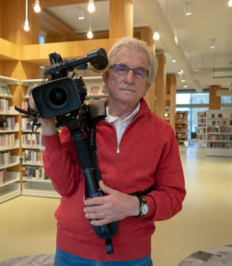Frans Bromet was voor nieuwste docu ook in Oss met camera op pad