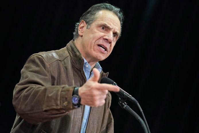 De gouverneur van New York, Andrew Cuomo