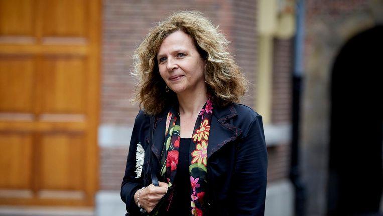 Minister Edith Schippers van Volksgezondheid, Welzijn en Sport Beeld anp