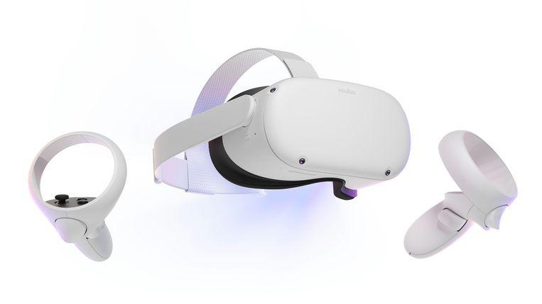 Oculus Quest 2 Beeld