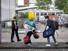 Halsema bespreekt veiligheid studentenflat met politie en OM