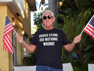 Trump-vertrouweling Roger Stone aangeklaagd voor ontduiken belastingen