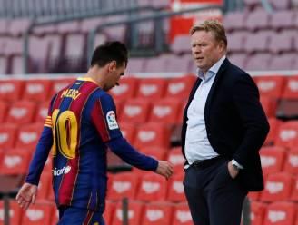 De soap is voorbij: Koeman ook volgend seizoen coach van Barça