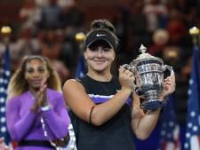 Na Nadal zal ook Andreescu titel US Open niet verdedigen