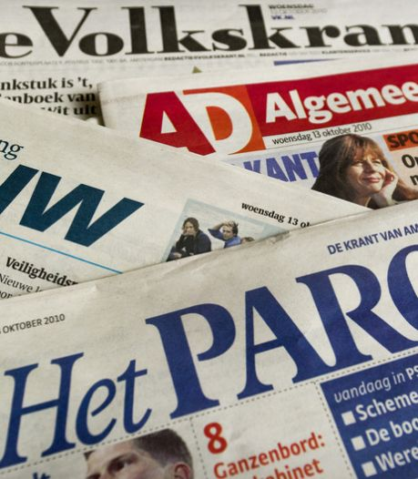 De Persgroep in beroep tegen krantenfusie België