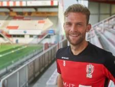 TOP Oss-captain Rick Stuy van den Herik blijft altijd kalm: 'Als je het niet weet, speel maar naar mij'