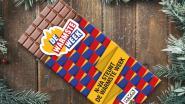 N-VA verkoopt chocoladerepen om MUG-heli te steunen