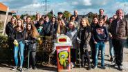 Leerlingen TA Den Biezerd gaan strijd aan tegen zwerfvuil