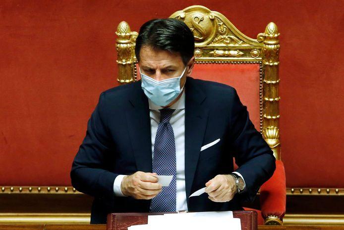 Giuseppe Conte, le Premier ministre