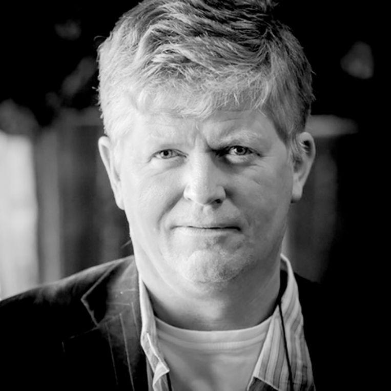 Hans van Dam. Beeld Peter Koedoot
