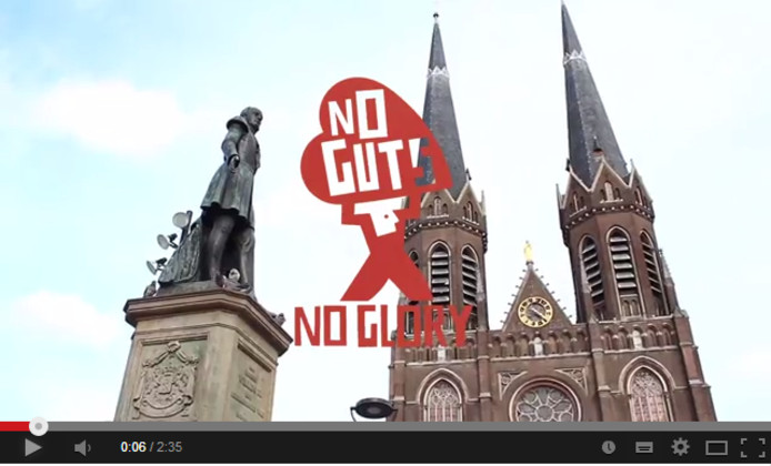 Still uit de promo van No Music No Glory