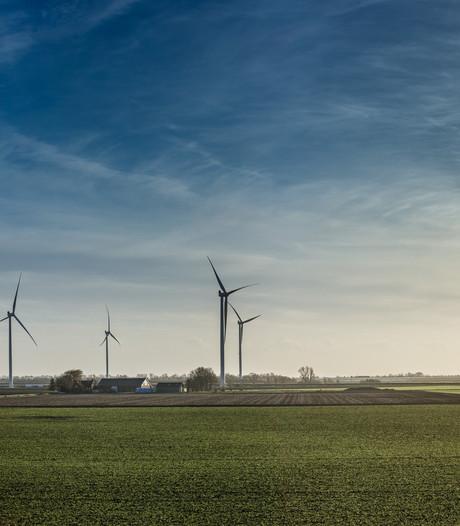 Inwoners Zundert delen in winst van windmolens