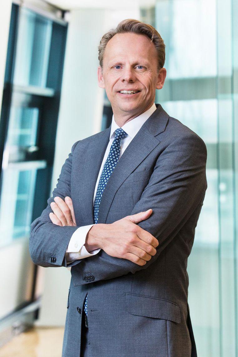 Tom Kliphuis, bestuursvoorzitter VGZ Beeld