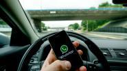 93 bestuurders betrapt op gsm'en aan het stuur