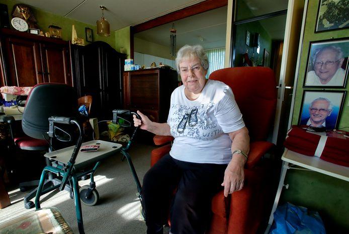 Ingrid Wissenkerke vreest het moment dat ze geen extra uur hulp in huis meer kan kopen voor 5 euro.