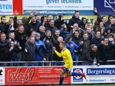 Martijn Brakke wil graag nog wat doelpunten maken, maar dat gebeurt niet meer bij Staphorst
