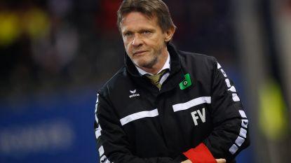 500.000 euro voor Cercle-coach Vercauteren bij promotie