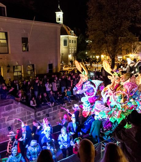 'Te kort dag voor zwaaiparade tijdens Schiedamse Brandersfeesten'