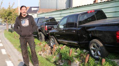 Garagehouder is boetes op auto's van klanten beu en ziet na twee jaar nog altijd geen oplossing