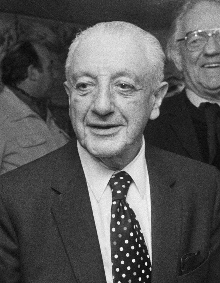 Jacques de Kadt. Beeld Wikimedia Commons