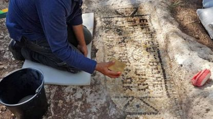 Archeologen ontdekken 1.600 jaar oude Samaritaanse hoeve in Israël