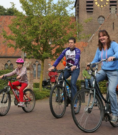 Burgemeester Joost van Oostrum van Berkelland: 'Vakantie? Dat is fietsen!'