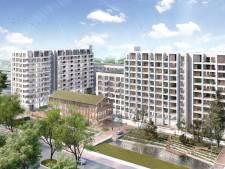 Over twee jaar bijna 400 nieuwe woningen in plaats van leegstaand kantoorgebouw Terra Nova