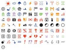 Les emoji au MoMA