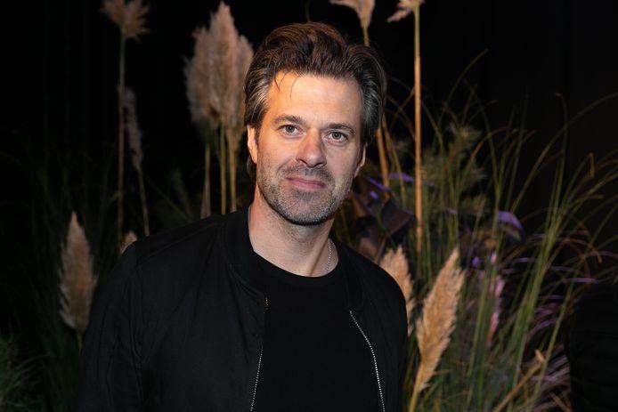Sergio Herman bij de lancering van Linda Man in 2019.