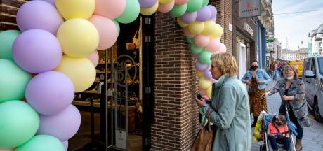 Winkelend publiek zorgt in Den Bosch voor rijen, maar die worden niet té lang: 'Er is meer leven in de stad'