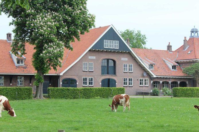 Gasthoeve De Dompt in Elsendorp.