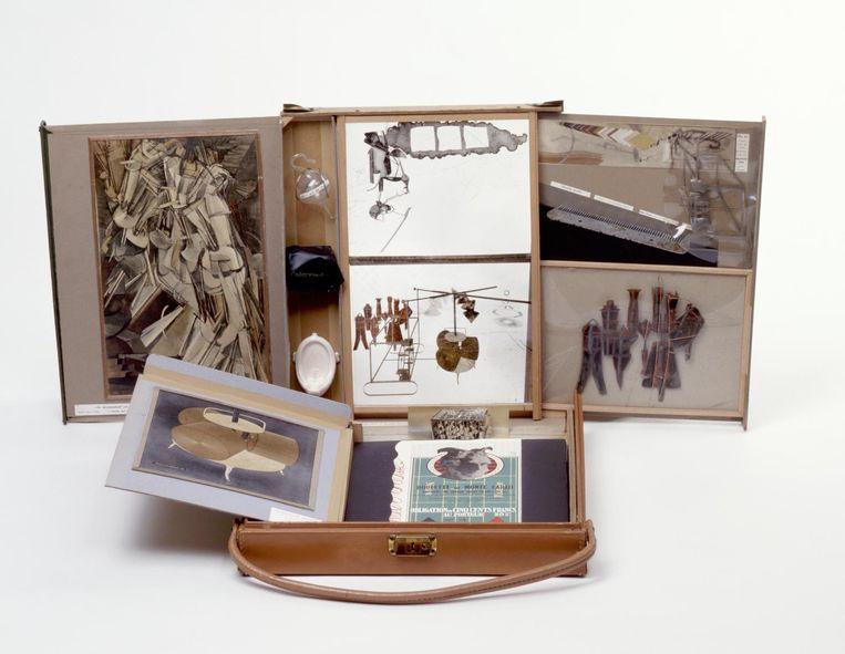 La boîte-en-valise Beeld Stedelijk Museum Amsterdam