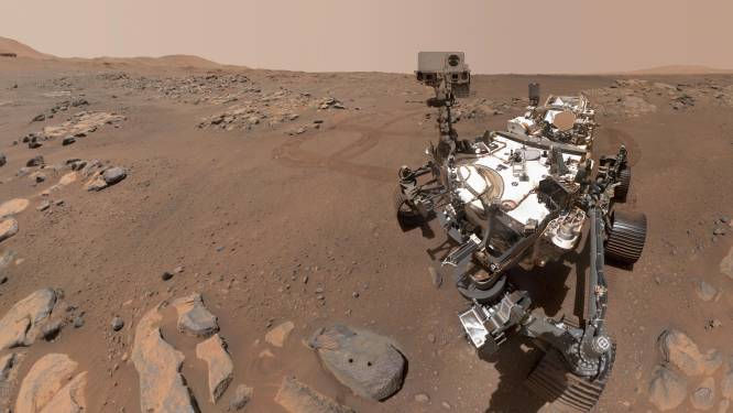 Perseverance confirme la pertinence de la recherche de la vie sur Mars