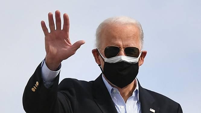 """Biden: """"De Verenigde Staten zullen de annexatie van de Krim nooit erkennen"""""""