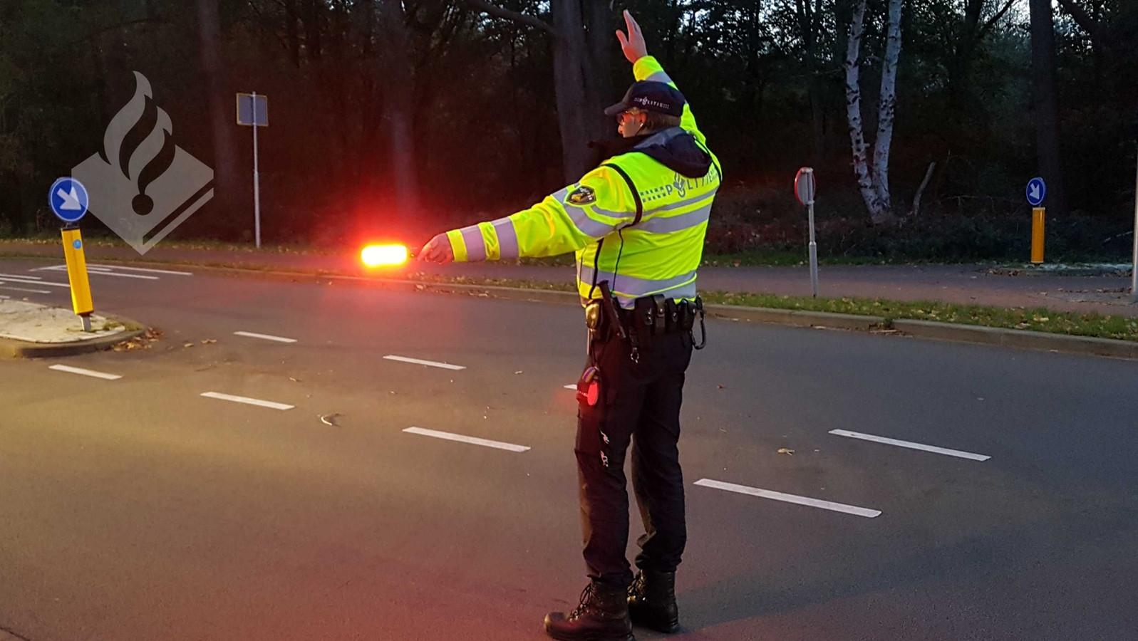 De politie haalde tal van voertuigen van de weg voor een uitgebreide controle.