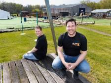 Van een weiland langs de A67 naar een terrein om op te feesten, sporten of een terrasje te pakken: het kan straks allemaal op Playground X in Liessel