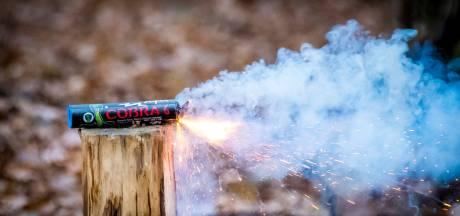 Boete voor tv-makers voor invoeren zwaar illegaal vuurwerk
