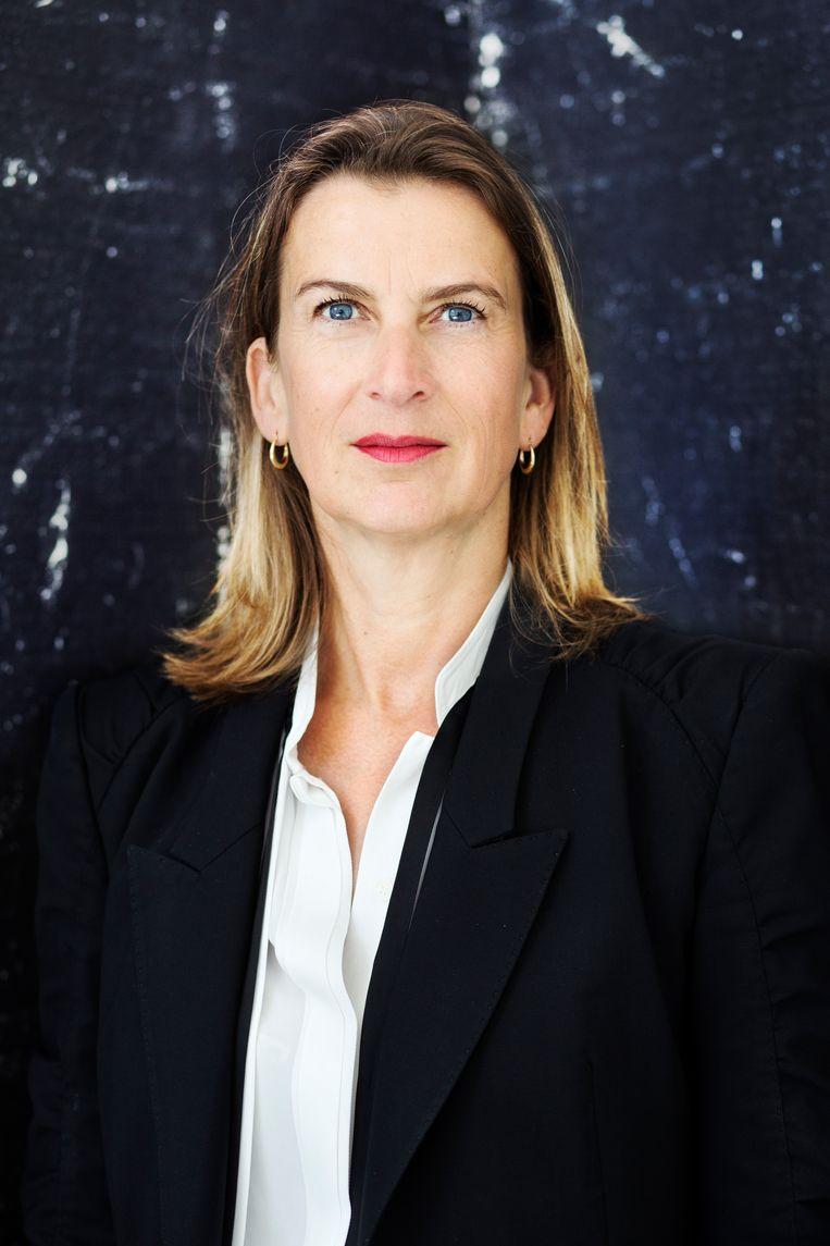 Emily Ansenk, directeur van Holland Festival. Beeld Lenny Oosterwijk