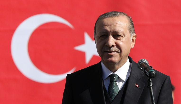 De door president Recep Tayyip Erdogan geleide nationale veiligheidsraad had de regering vandaag