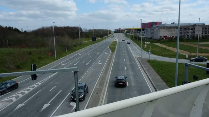 """Werken voor fietsbrug over drukke Haachtsesteenweg starten woensdag: """"Vanaf voorjaar 2022 fiets je rechtstreeks van Melsbroek naar Brucargo"""""""