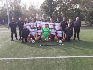 """G-voetbal Club Roeselare speelt eerste competitiematch: """"Dikke pluim voor de inzet van het team"""""""