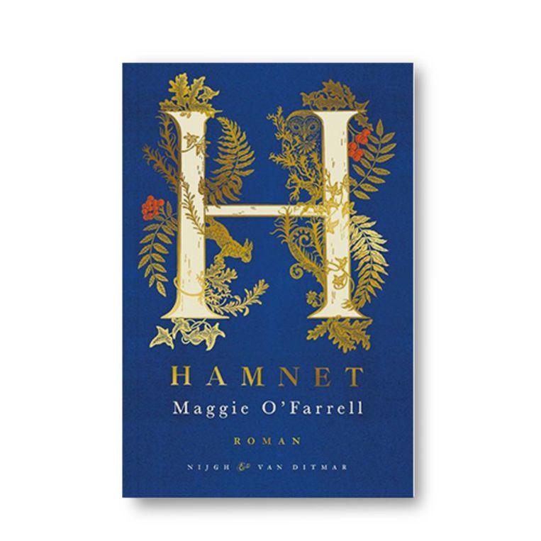 Hamnet - Maggie O'Farrell Beeld Uitgeverij Nijgh & Van Ditmar