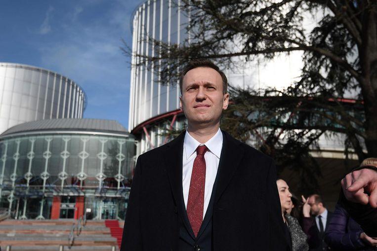 Aleksej Navalny. Beeld anp