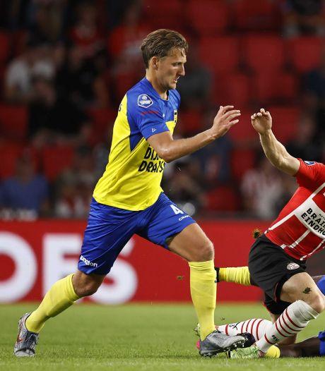 Cambuur zonder aanvoerder Schouten tegen Ajax: 'Balen als een stekker'