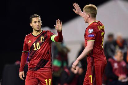 Hazard tegen De Bruyne en Mertens tegen Messi in achtste finales Champions League