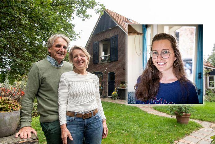 Paul van der Valk (longarts) en zijn vrouw vangen een Franse studente in kamernood op.