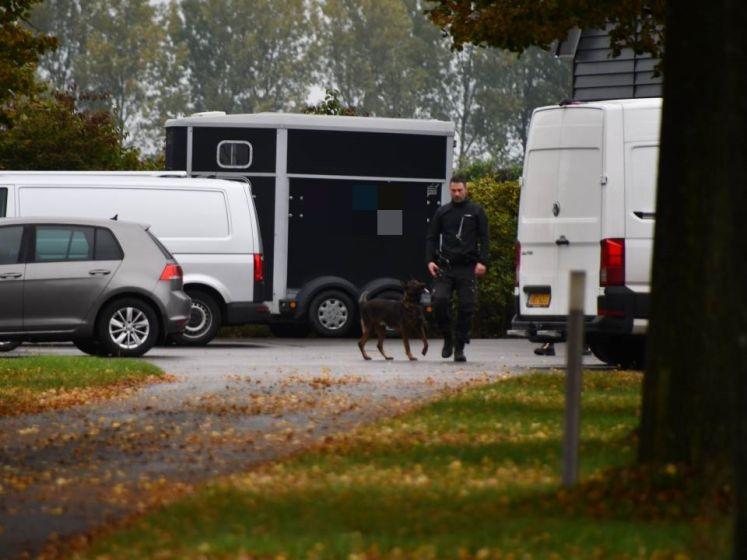 Invallen in Hulst en Clinge, Fiod jaagt op fraudeurs